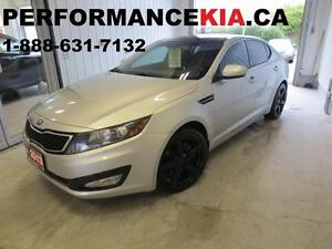 2013 Kia Optima EX Turbo Loaded