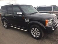 Landrover discovery 57 plate