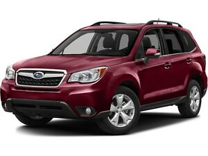 2014 Subaru Forester 2.5i Touring Package LOW KILOMETRES & BC...