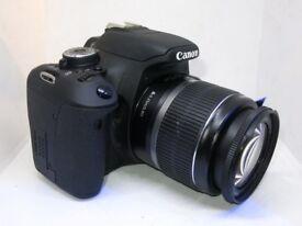 Canon EOS Rebel T3i / EOS 600D Digital Camera + Canon 18-55 EF-s IS LENS