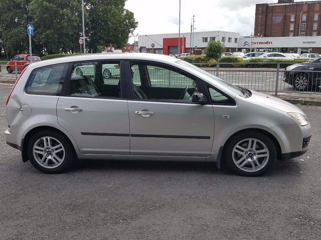ford focus c max 1 8 diesel 2006 great runner no issues in bolton manchester gumtree. Black Bedroom Furniture Sets. Home Design Ideas