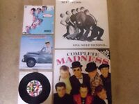 madness vinyl albums/singles