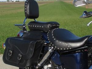 2002 honda Shadow Aero 750   Vance and Hines Exhaust  ONLY $20 w London Ontario image 16