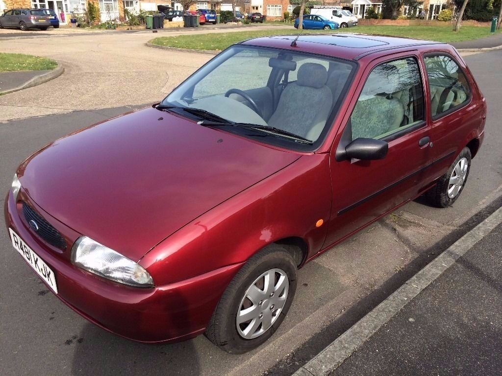 Ford Fiesta++MOT AUGUST 2017++Only 67000 Miles!!++ Beautiful Condition
