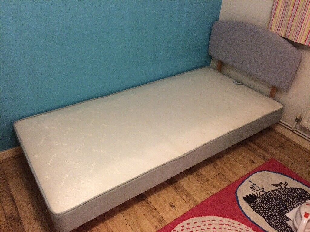 Marks and Spencer single bed