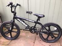 Kids quality BMX bike. Big Daddy Rooster Skyway. Well looked after.