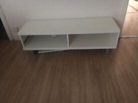 White tv cabinet