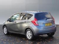 Nissan Note DCI ACENTA PREMIUM SAFETY (grey) 2014-01-31