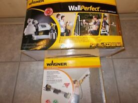 Paint sprayer Wagner WallPerfect W687E I-Spray