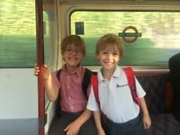 After school nanny in Kensal Rise starting January