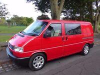 **SOLD** VW T4 Transporter (SWB) - 888 Special (2002) - 2.5 TDi - Campervan