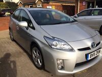 PCO CAR HIRE/RENT/UBER/TOYOTA PRIUS STARTS FROM £99 **1ST WEEK RENT FREE**