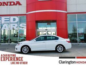 2014 Honda Accord Touring 1 Owner, Exceptional