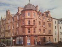 Lovely, Spacious, Excellent standard, First Floor, Furnished, Polwarth 1 Bed Flat from late August