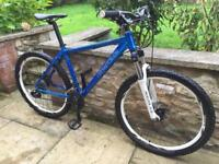 Carrera vulcan mountain bike will post