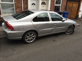 Volvo s 60 2.4 d5 spare or repairs