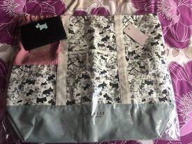Brand new Radley shopper bag and purse