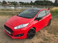 Ford Fiesta ST-Line Red Editon 140Ps