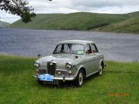 Classic 1963 Wolseley 1500 Mk3