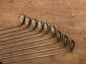 Ping G5 Blue Dot Irons Golf Clubs