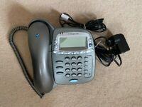 Used BT Paragon 500 Telephone with Answer Machine, Grey, (London W5 3SB)