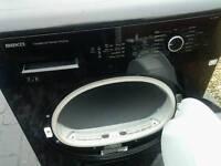 Beko condensing tumble dryer 7kg black
