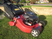 Mountfield 460R PD Petrol Lawnmower Rear Roller Fully Serviced 4hp Engine 46cm Cutting Width