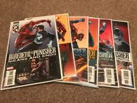 DAREDEVIL VS PUNISHER: MEANS AND ENDS 1-6