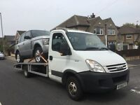 IVECO DAILY BEAVERTAIL RECOVERY TRUCK 50C15 SPARES OR REPAIRS