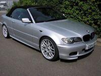 BMW 330 CI Convertable