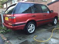 range rover 2.5 dhse automatic