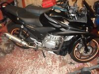 2010 Honda CBF 125 M-A Crackin wee bike Motd june Low miles Valuable plate Everything works