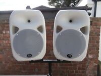 """Active PA Speakers Whafedale Titan 12"""""""
