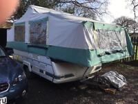 Pennine Pullman 535 Folding Camper Trailer Tent