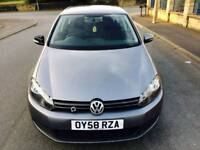 Volkswagen Golf 1.6 S 5dr 1 YEAR MOT+FSH+DRIVES LIKE NEW FULL SERVICE HISTORY PX WELOME
