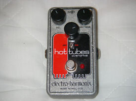 Electro Harmonix - Hot Tubes overdrive pedal