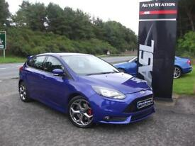 FORD FOCUS 2.0T ST-2 (blue) 2013