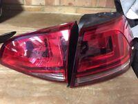 VW Golf Mk7 Rear light