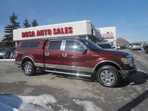 2010 Ford F-150 XTR 4WD AUXILLIARY  SUPERCREW LOW KM
