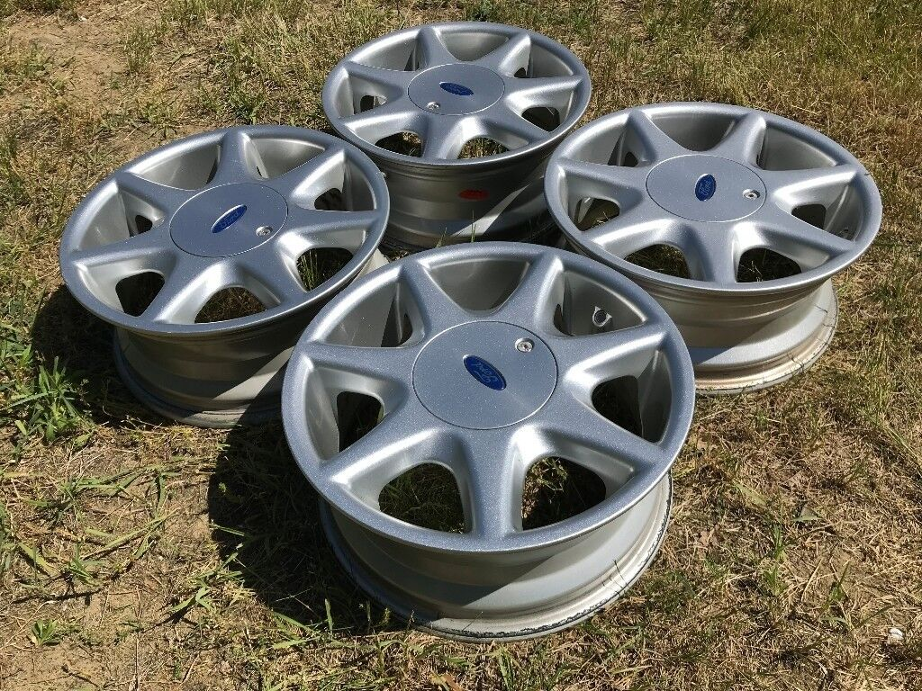 Ford Rs Alloy Wheels Centra Inch X Ford Fiesta Ford Ka