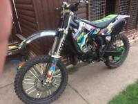 Kx 125 (2000) model swaps wat ya got