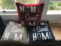 A Beautiful Set of 3 Pillows