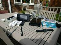 Wii U Console 32Gb and loads of extras!