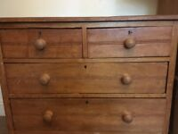 Chest of Drawers in need of TLC