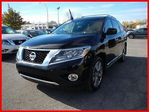 2014 Nissan Pathfinder PLATINUM/FULLY EQUIPPED NAVI/DVD