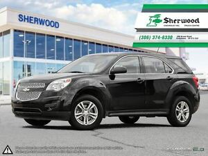 2013 Chevrolet Equinox LS AWD PST PAID!!
