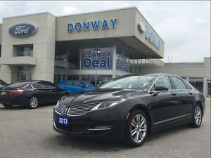 2013 Lincoln MKZ - RESERVE PACKAGE|LEATHER|NAVI|SUNROOF|
