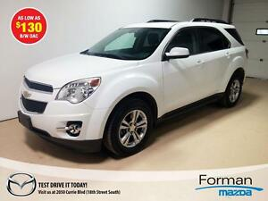 2011 Chevrolet Equinox 2LT - Heated Seats | As low as $130 b/w!