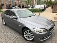 BMW 5 Series 3.0 530d*Saloon*2010*Diesel Automatic,New Mot,Full Service,2 owners*2 keys*Hpi clear*