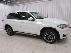 2018 BMW X5 35i x-DRIVE SUV w/ HEAD UP DISPLAY, HEATED FRONT A